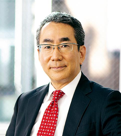 代表取締役社長 小川 康